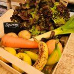 Fruits et légumes des PPC
